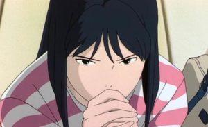 里伽子の怒り