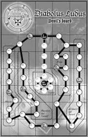 デビルボードのマップ