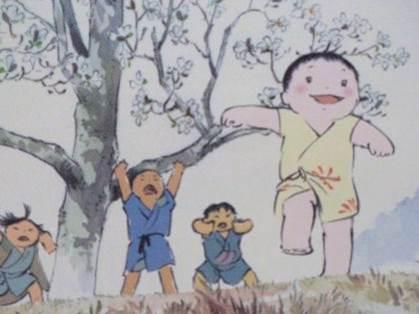 かぐや姫の物語の秘密の図