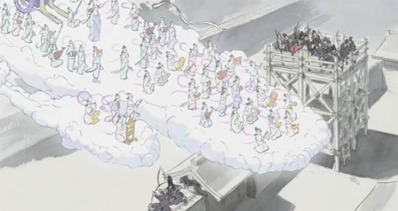 かぐや姫の物語のラストシーン