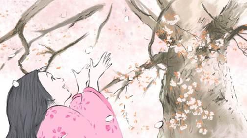 かぐや姫の物語の考察の図