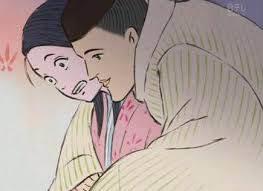 かぐや姫の物語の解説の図