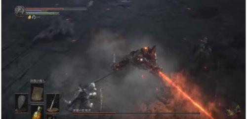ダークソウル3のボスランキングの図