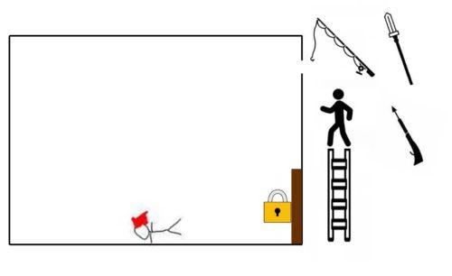斜め屋敷の犯罪のネタバレの図